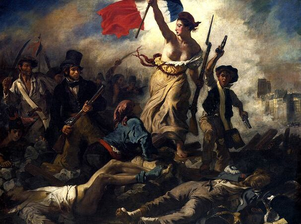 Critically exam how Dicken's shows that classless formation of the new French Republic in A Tale of Two Cities become another form of class violence